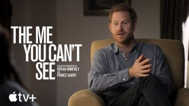 The Me You Can't See: Here's Why Prince Harry Volunteered to Take Therapy on Camera For Apple TV+ Docu Series