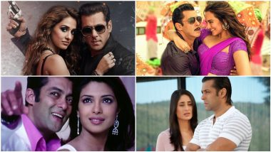 Radhe, Race 3 and More – 7 Worst-Rated Movies Featuring Salman Khan As the Lead on IMDb (LatestLY Exclusive)