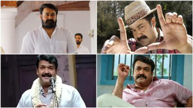 Mohanlal Birthday Special: From Lucifer to Drishyam, 7 Best Films of Malayalam Superstar of The 21st Century Ranked by IMDb (LatestLY Exclusive)