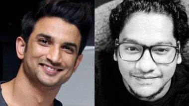 NCB Arrests Sushant Singh Rajput's Flatmate Siddharth Pithani From Hyderabad in Drug Case