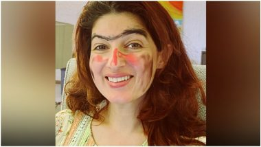 Twinkle Khanna Gets 'Punishment' Makeover From Her Daughter Nitara (View Pic)