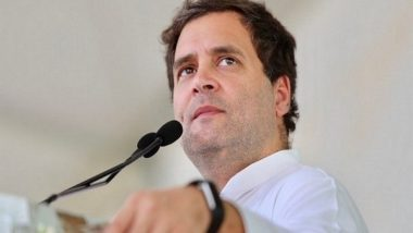 Rahul Gandhi Birthday: Delhi Congress to Observe Party Leader's Birthday as 'Sewa Diwas', Distribute Medicines, Cooked Meals