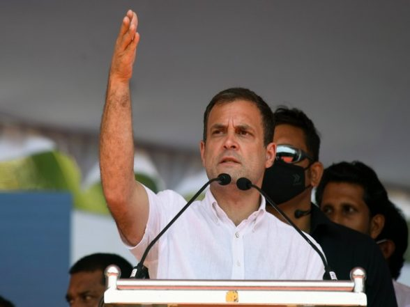 Rahul Gandhi Slams Centre Over Its COVID-19 Policies