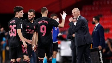 Karim Benzema Vows to Fight Till the End for La Liga 2021 Title After Real Madrid Blow Away Granada 4-1