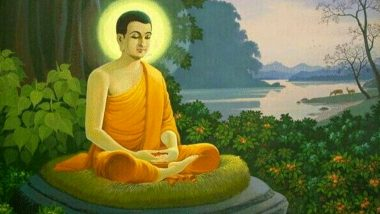 Happy Buddha Purnima 2021: Netizens Pour In Heartwarming Wishes on Twitter to Celebrate Vesak