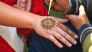 Arabic Mehndi Designs for Eid 2021: Quick Henna Patterns, Simple and Easy Eid al-Fitr Mehendi Design Ideas to Spread Festive Cheer (Watch DIY Videos)