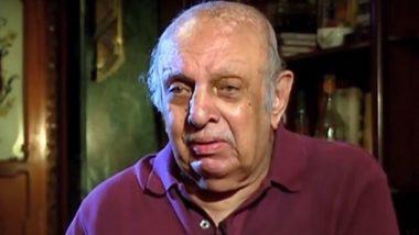 RIP Vanraj Bhatia: Smriti Irani Condoles the Demise of Padma Shri Music Composer