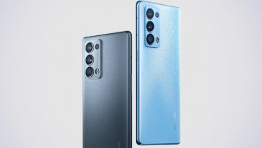 Oppo Reno6, Reno6 Pro & Reno6 Pro+ Launched; Check Prices, Features & Specifications