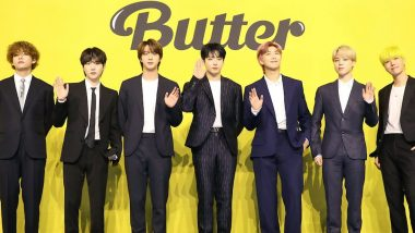 BTS Hit Track Butter Tops Billboard Hot 100 Chart for 7th Consecutive Week