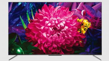 TCL P715 4K UHD, C715 & C815 4K QLED Smart TVs Launched in India; Check Prices, Features & Specifications