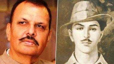 Bhagat Singh's Nephew Abhay Singh Sandhu Dies Due to Post COVID-19 Complications