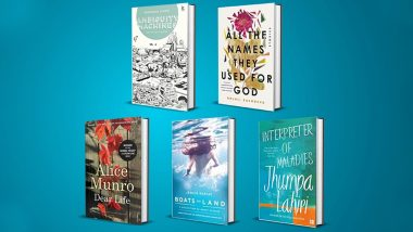 5 All-Time-Favorite Short Story Collections by Jyoti Jha