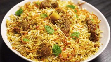 Best Eid al-Fitr 2021 Recipe Ideas: From Shahi Mutton Biryani to Sheer Khurma, Celebrate Eid With These Mouth-Watering Traditional Recipes
