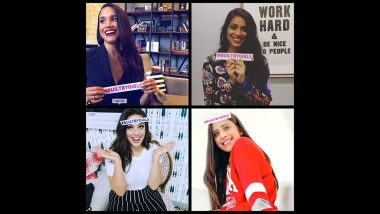 Meghan Markle, Lilly Singh, Ashley Graham Promote #BUILTBYGIRLS: Amira Arora Paves The Path For Females In Tech