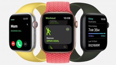 Apple Watch Series 7 Likely To Feature Double-Sided S7 Chip: Report