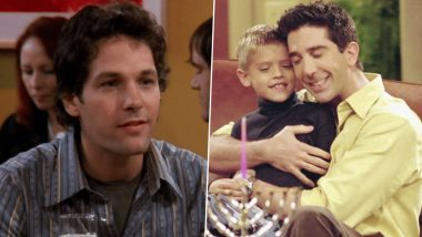 Friends Reunion Director Reveals Why Paul Rudd and Cole Sprouse Were Missing From HBO Max Special
