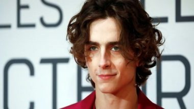 Met Gala 2021: Timothee Chalamet Is All Set to Co-Host the Grand Fashion Event in September