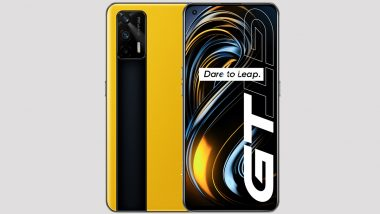 Realme GT 5G Smartphone To Go on Sale Tomorrow at 12PM IST; Expected Prices, Features & Specifications
