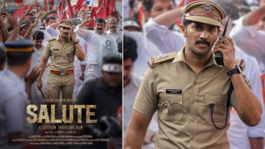 Dulquer Salmaan Shares A New Poster Of Salute; Says 'Some Day When All This Passes, We Will Get Back To Making Movies'