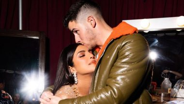 Priyanka Chopra Shares an Adorable Husband Appreciation Post As Nick Jonas Hosts the Billboard Awards Despite Severe Injury (View Pic)