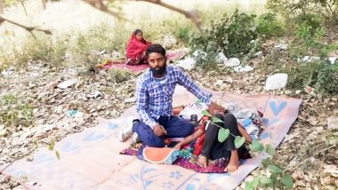 Uttar Pradesh: COVID-19 Patients Make Beeline For Peepal Tree in Shahjahanpur For a Dose of Oxygen