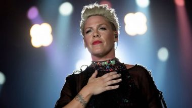Singer Pink to Be Honoured With the Icon Award at Billboard Music Awards
