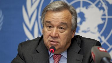 COVID-19 Cannot Be Beaten One Country At A Time, Says UN Secretary General Antonio Guterres