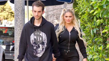 Cole and Kelsea Moscatel Spotted Leaving Dinner In Beverly Hills