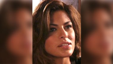 Eva Mendes Shares Her 20 Year Old Pic, Says 'Remember Seeing This Back Then and Thinking My Face Looked Weird'