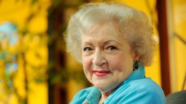Betty White Opens Up About How She Is Keeping Herself Busy During Her Quarantine Days