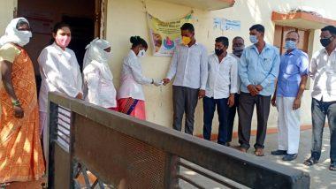 Maharashtra: Bhoyare Khurd Village in Ahmednagar District Becomes COVID-19 Free Following Coronavirus Appropriate Behaviour