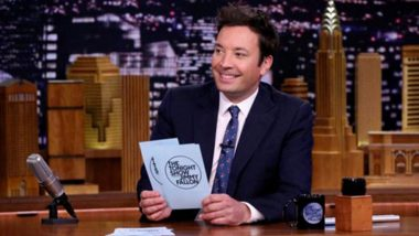 The Tonight Show Starring Jimmy Fallon Renewed For 5 Years by NBC