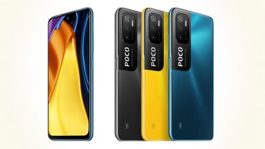 POCO M3 Pro 5G Design Teased Ahead Of Global Launch
