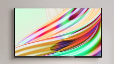 OnePlus TV 40Y1 Launching Today in India, Check Expected Prices, Features & Specifications