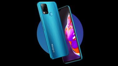 Infinix Hot 10T With MediaTek Helio G70 SoC & 5,000mAh Battery Launched