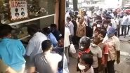 Hyderabad Wine Shops See Mad Rush After Telangana Lockdown Announcement, No Social Distancing Followed
