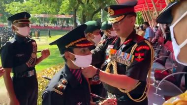 Nikita Kaul, Wife of Major Dhoundiyal Martyred in Pulwama Encounter, Joins Indian Army as Lieutenant