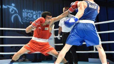 Shiva Thapa Secures His 5th Successive Medal at Asian Boxing Championships 2021, Enters Semis