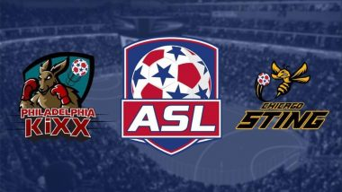 The Arena Soccer League Announces Future Plans To Include Return of Philadelphia Kixx and Chicago Sting
