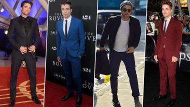 Robert Pattinson Birthday: Some Remarkable Fashion Outings By Your Next 'Batman' (View Pics)