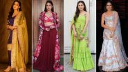 Eid al-Fitr 2021 Fashion: 7 Traditional Outfits From Sara Ali Khan's Wardrobe that Are Perfect For Ramzan Celebration (View Pics)