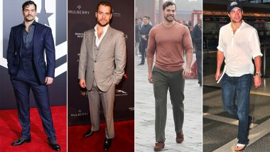 Henry Cavill Birthday: Always Charming, Always Dapper, That's Him For You (View Pics)
