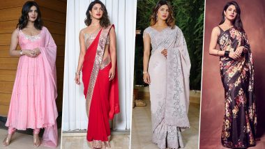 Eid al-Fitr 2021 Fashion: 5 Outfits From Priyanka Chopra's Wardrobe To Wear For Ramzan Celebration