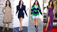 Megan Fox Birthday: Always Bold Never Boring, That's The Style Mantra She Lives By (View Pics)