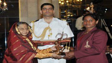 Sports Ministry Approves Rs 2 Lakh Assistance to 2011 Arjuna Award Winner V Tejaswini Bai