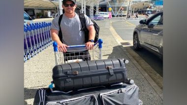 IPL 2021: Tim Seifert, New Zealand Batsman, Tests Positive for COVID-19, Misses Charter Flight From India
