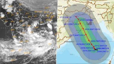 Cyclone Yaas May Impact Assam, Meghalaya and Sikkim on May 26 and 27, Say IMD Officials