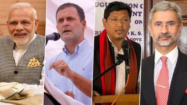 Eid-ul-Fitr 2021 Wishes: PM Narendra Modi, Rahul Gandhi, S Jaishankar and Other Leaders Greet People of the Nation on Eid (Read Tweets)