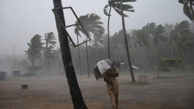 Cyclone Tauktae Intensifies into 'Extremely Severe Cyclonic Storm', Tropical Cyclone to Hit Gujarat Today; Check Cyclone Path and Intensity