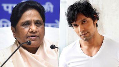 BSP MLA Umashankar Singh Demands Arrest of Actor Randeep Hooda Over 9-Year-Old Comments Against Mayawati